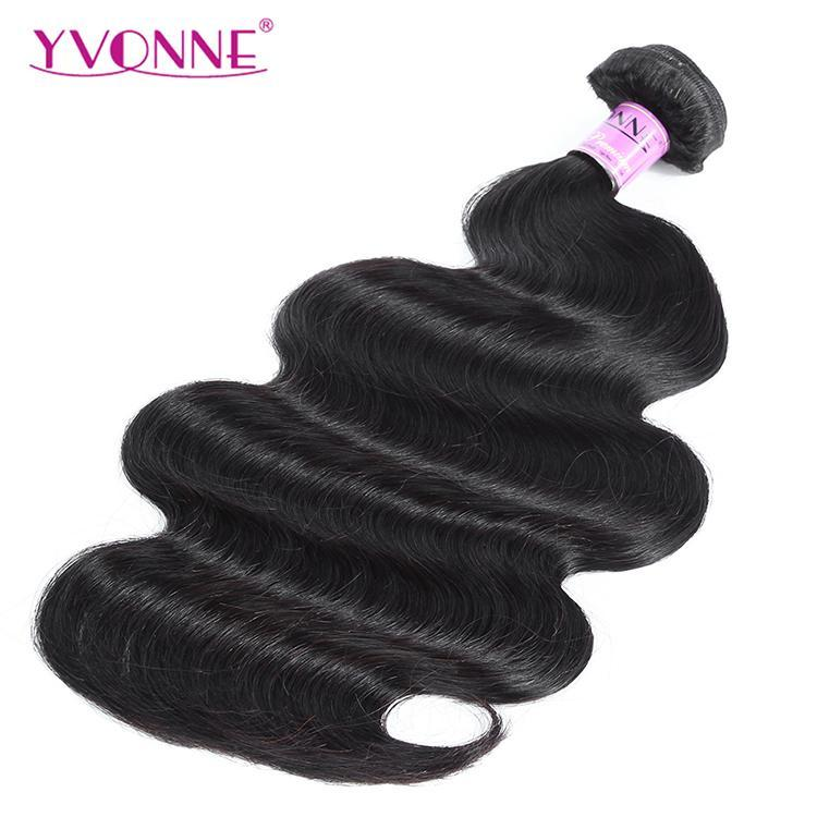Yvonne 9a Cuticle Aligned Hair Body Wave Virgin Hair100 Real
