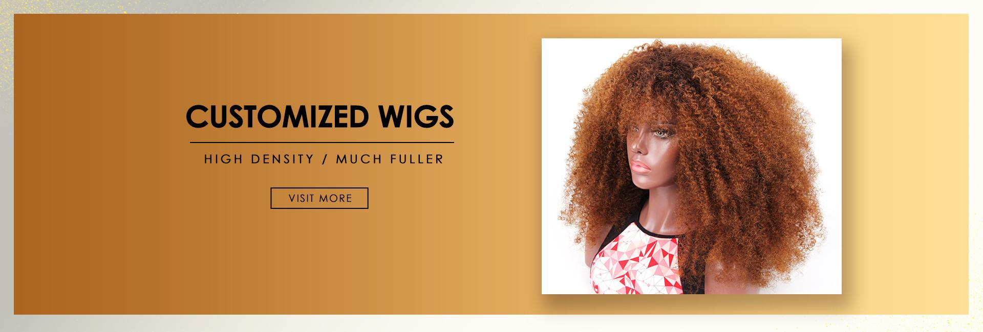 Customized Wigs