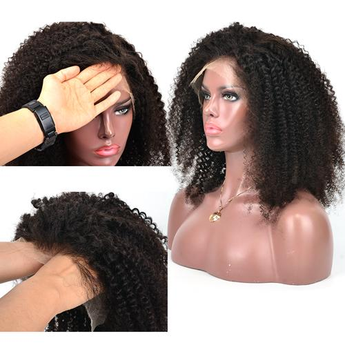 Extra Density HD Lace Wigs