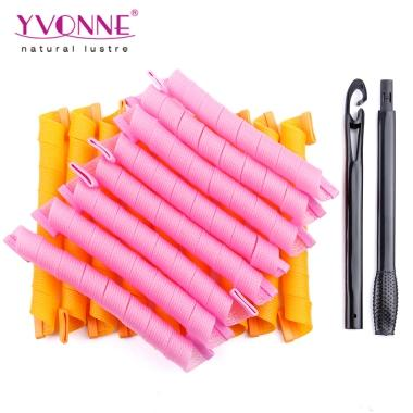 YVONNE Hair New Environmental Protection Hair Curler Multivariant Style Magic Roll Styling Curler Tools