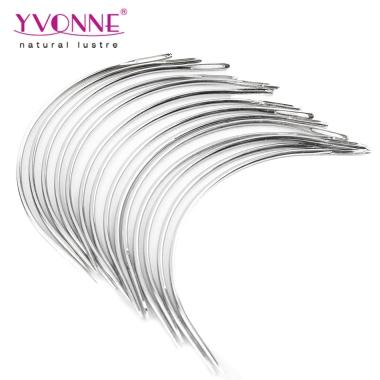 Human Hair Extension Weft thread High Intensity Polyamide Nylon Thread weaving needles,C type needles,curved needle