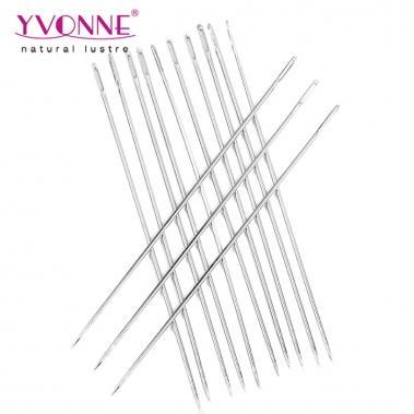 YVONNE Human Hair Extension Weft thread High Intensity Polyamide Nylon Thread weaving needles