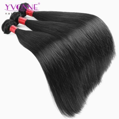 Diamond Quality Brazilian Straight Hair Weave Natural Color 1Pcs/lot