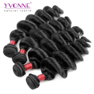 Best Quality Yvonne Brazilian Virgin Hair Loose Wave 1 Bundles New 8A Unprocessed Human Hair