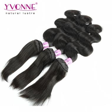 YVONNE HAIR New Products Body Wave Braid In Bundles Machine Weft Unprocessed Braid In Weave Natural Color Human Hair Bundles