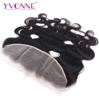 YVONNE Transparent Lace Frontal 13.5x4