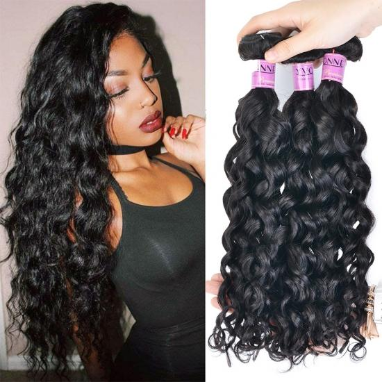 Diamond Quality Brazilian Hair Weave Italian Curly Natural Color 1Pcs/lot